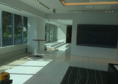 Commercial Ceramic Flooring