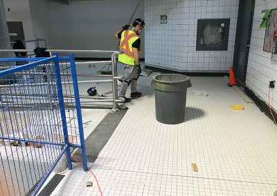 Tile installation Vancouver