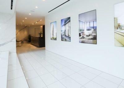 Cardero Showroom